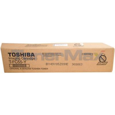 TOSHIBA E-STUDIO 5520C TONER CARTRIDGE YELLOW